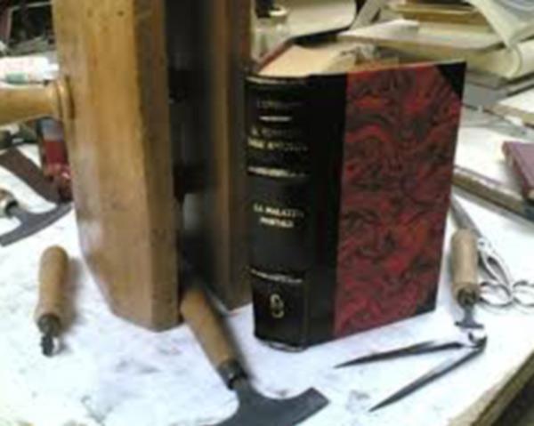 Rilegatura Libri Antichi